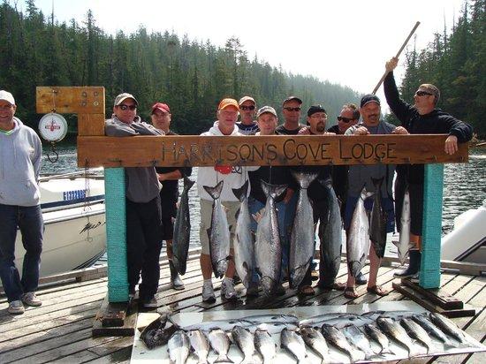 Barkley Sound Lodge : great times