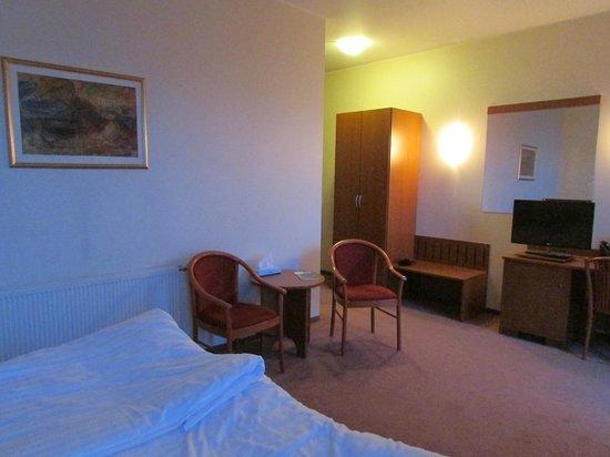 Fosshotel Baron: Room 410