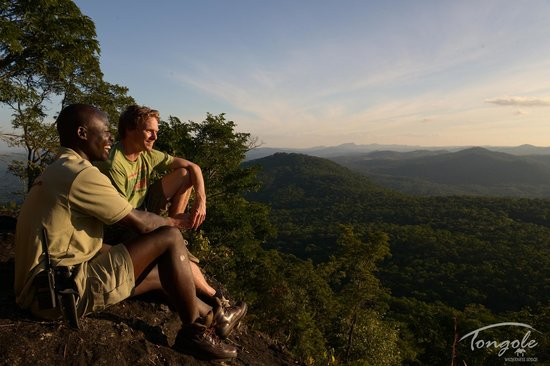 Tongole Wilderness Lodge: Take a trek to Kasukusuku Mountain and enjoy the exceptional views across the Reserve