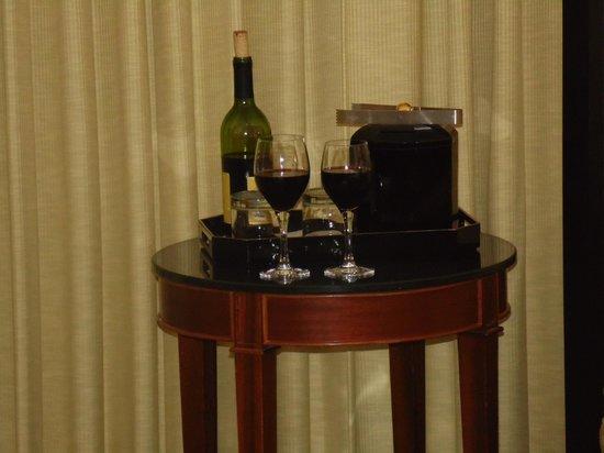 Taj Boston : A toast to our weekend