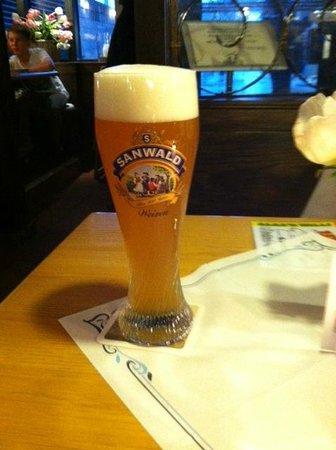 Restaurant Ochs-n Willi : Beer