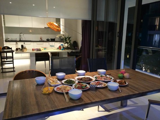 BYD Lofts Boutique Hotel & Serviced Apartments: party in the terrace