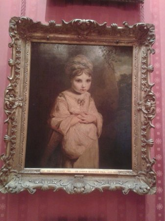 Wallace Collection : This painting touched me deeply, what sad eyes!