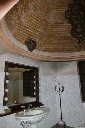 Meson Panza Verde: Bathroom room #5