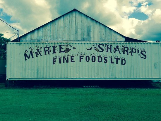 Marie Sharp's Factory