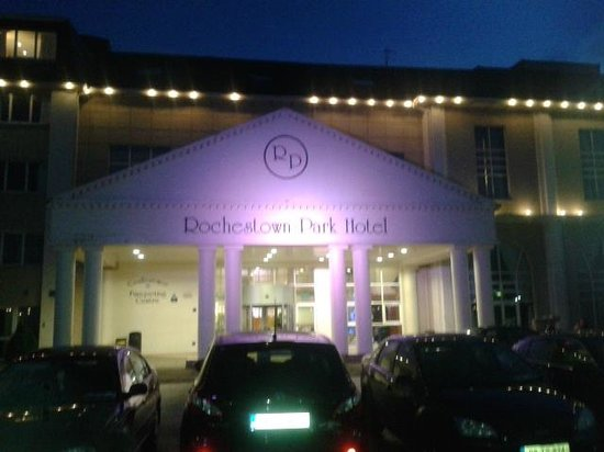 Rochestown Park Hotel: Back Reception