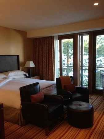 The Ritz-Carlton, Lake Tahoe: Club Deluxe King