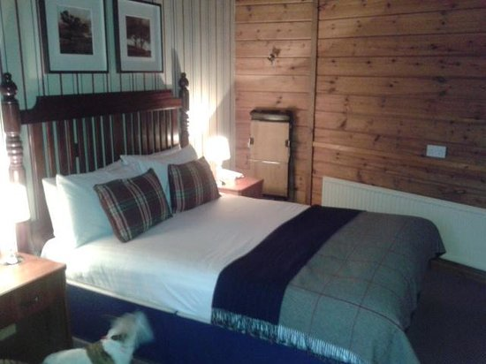 Chevin Country Park Hotel & Spa : our room number 9
