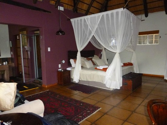 Zuleika Country House: Zimmer
