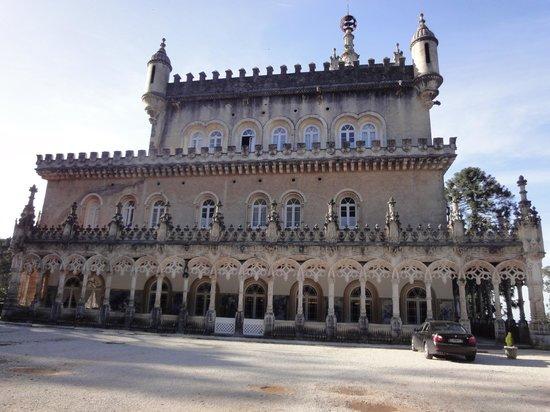 Bussaco Palace Hotel: Hotel