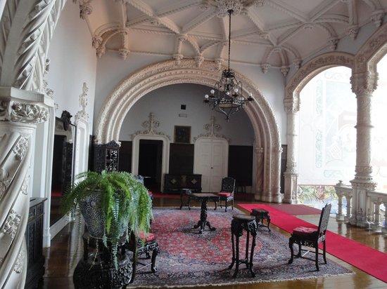 Bussaco Palace Hotel: Palier où se trouve les chambres