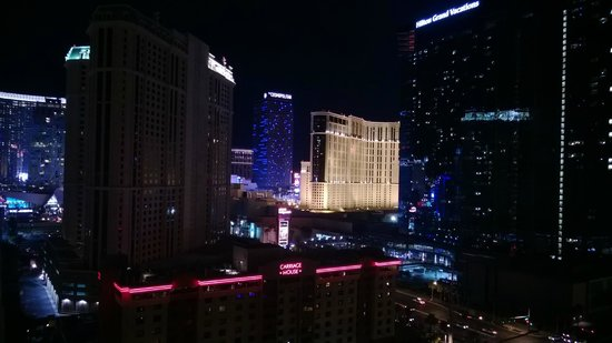 Signature at MGM Grand: View from our room