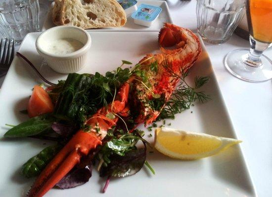 Barock: Lobster Lunch