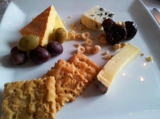 Barock: Cheese Dessert Plate