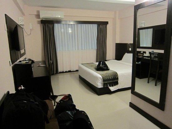 Hotel Yankin: Bed