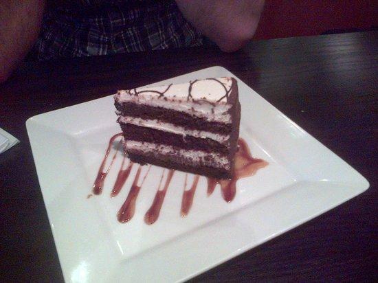 Milan Italian Restaurant: Chocolate mousse cake