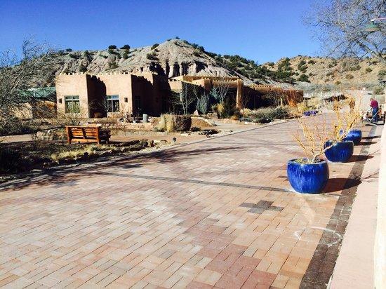 Ojo Caliente Mineral Springs Resort and Spa : Ojo Caliente Hot Springs
