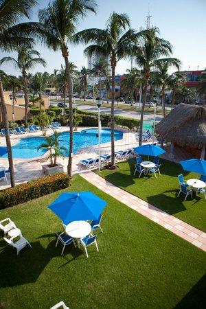 Hotel Jaragua: Jardines
