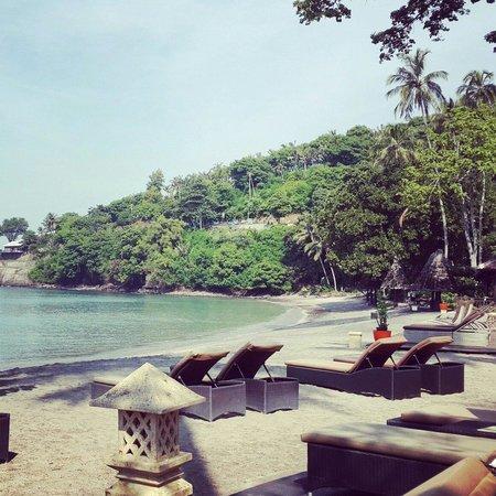 Sheraton Senggigi Beach Resort: The beach