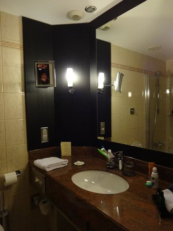 Sofitel Strasbourg Grande Ile: Ванная комната