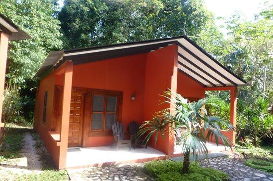 Jungle Lodge: Bungalow 7A