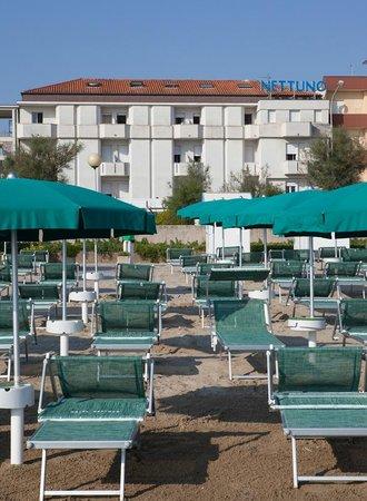 Hotel Nettuno Senigallia: Hotel Nettuno di Senigallia