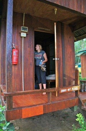 Nature Lodge Kinabatangan: Nature lodge