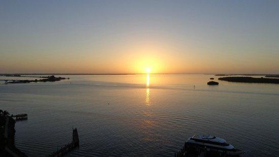 Sanibel Harbour Marriott Resort & Spa : Sunset Taken Fron Our Room