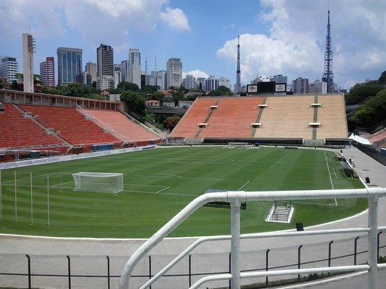 Museu do Futebol (Fußball-Museum): Campo de futebol