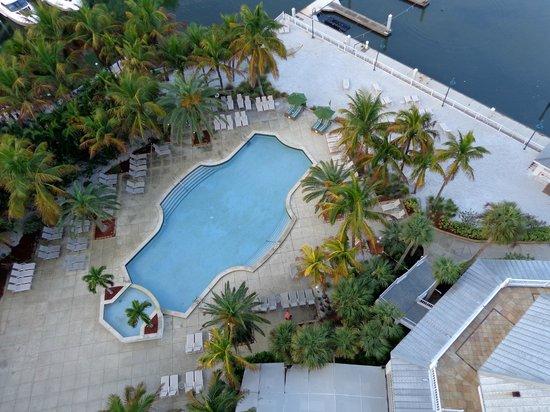 Sanibel Harbour Marriott Resort & Spa : Private Pool Area