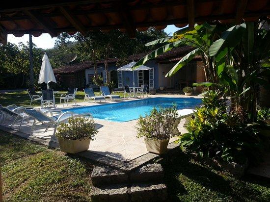 Pousada Villa Luna: piscina