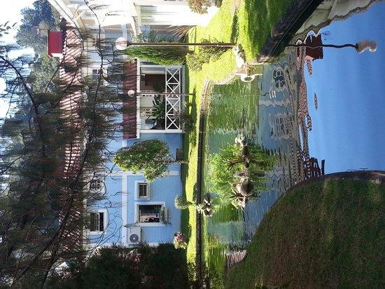 Pousada Villa Luna: vila