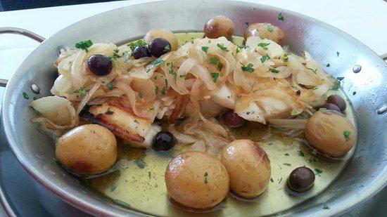Restaurante Mar do Inferno : Bacalhau a Lagareiro