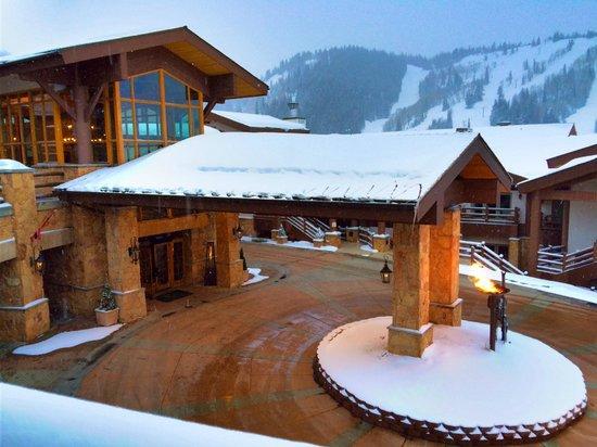 Stein Eriksen Lodge Deer Valley: Stein Lodge