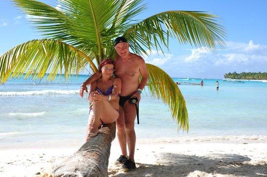 Hotel Riu Naiboa: путешествие на остров Саона