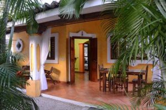 Villas Kalimba: our beautiful villa