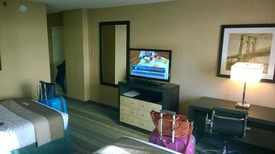 The Watson Hotel : room 925