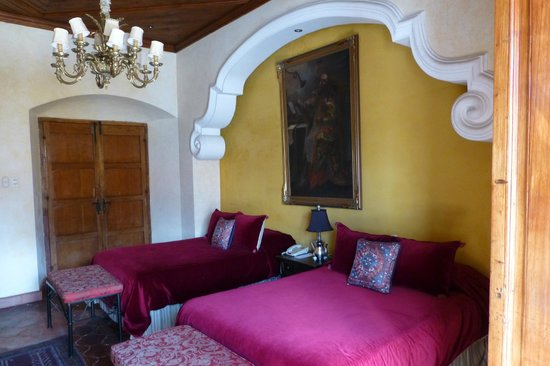 Palacio de Dona Leonor: Don Juan Room