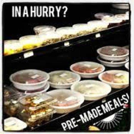 Poeyfarre Market: Pre-Made meals