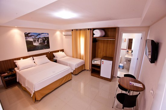 Del Rey Hotel: Quarto Triplo