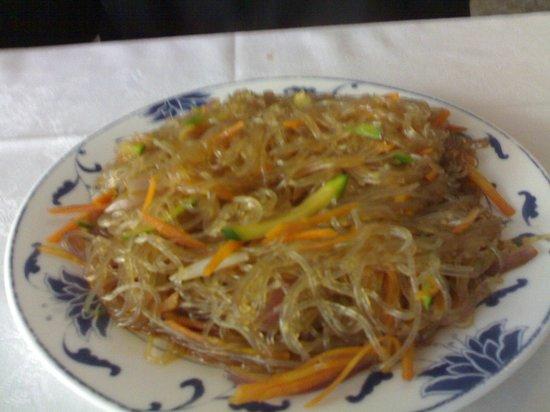 spaghetti di soia con verdure picture of ristorante