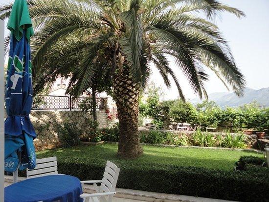 Villa Markoc: GARDEN