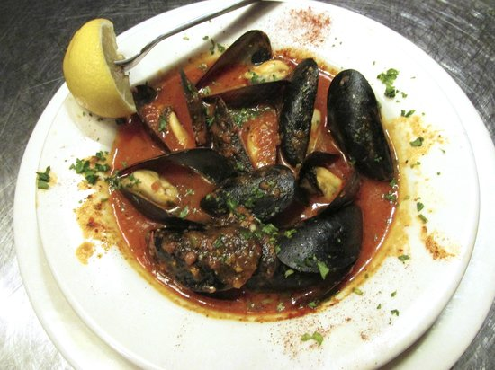 Hereford House: Prince Edward Island Mussels