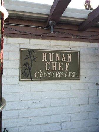 The Hunan Chef
