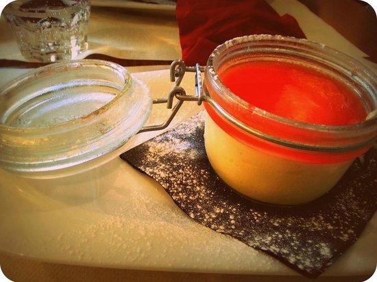 La Source : Mousse citron- agrumes (mouais...)