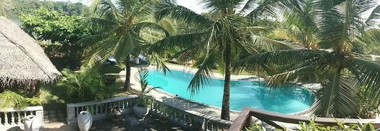 Asian Jewel Boutique Hotel: Pool panorama