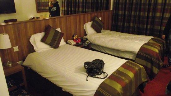 Dublin Skylon Hotel: Beds