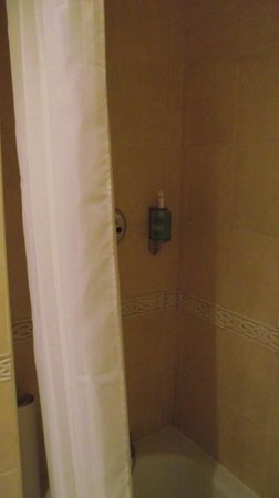 Dublin Skylon Hotel: Shower/Bath