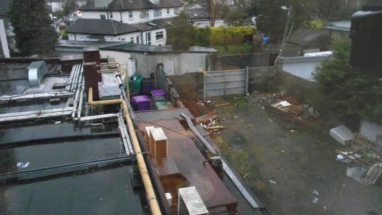 Dublin Skylon Hotel: View