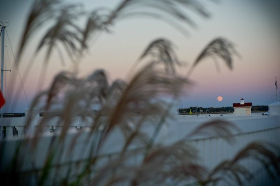 Saybrook Point Inn & Spa : sunset